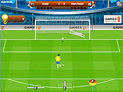 Y8, A10 World cup penalty 2010 Game
