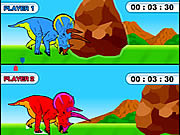 Y8, A10 Dinosaur king dinolympics Game