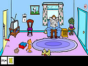 play Garfield Crazy Rescue