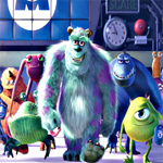 play Hidden Objects-Monsters Inc