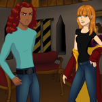play Hogwarts Couple Maker