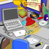 play Messy Student Room Escape
