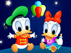 Baby Donald And Daisy Duck Together | www.pixshark.com ...