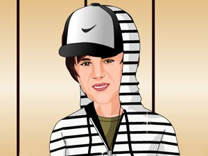 Justin Bieber Games  Girls on Justin Bieber Dress Up   Celebrities   Dressupwho Games   Gamekb