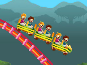 play Rollercoaster Revolutions