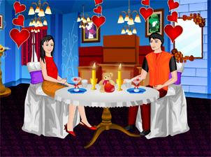 play Romantic Dinner Decoration