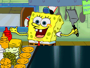 play Spongebob Squarepants Flip Or Flop