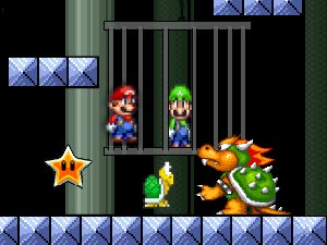 play Super Mario: Save Luigi