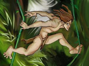 play Tarzan: Jungle Of Doom