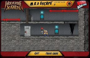 play X-Men Wolverine Escape