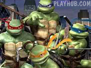 Ninja Turtles Brawl
