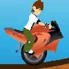 play Ben 10 Scooter