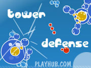 play Bubble Tanks Tower Defense