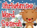 Christmas Word Search Time