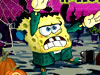 play Spongebob Squarepants Halloween Horror Frankenbobs