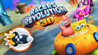 play Nick Racers Revolution 3D