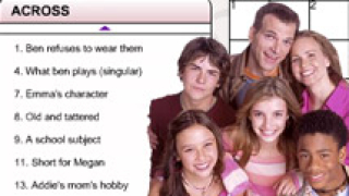 The Unfabulous Crossword Puzzle game