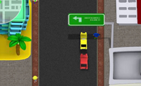 play Sim Taxi New York