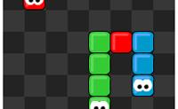 Cutey Cubes - Free Online Games Cutey Cubes