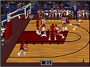 Play Bulls vs blazers and the nba playoffs (1992) Game