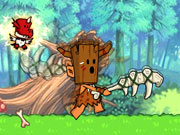 play Tribe Boy Vs Monsters