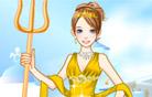 play Ocean'S Princess Dress Up