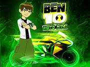 play Ben 10 Moto Ride
