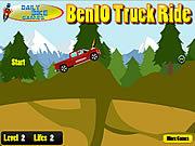 Ben10 truck ride