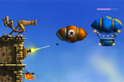 play Sky Defender: Joe'S Stor..