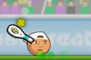 play Sports Heads: Tennis