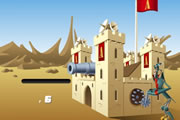 play Castle Canon