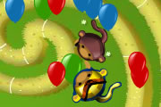 play Bloons Tower Defense 4 E..