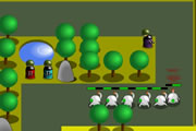 play Tower Defence Generals