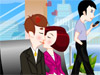 play Office Kissing