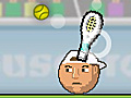 play Sports Heads Tennis