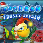 play Fishdom - Frosty Splash™