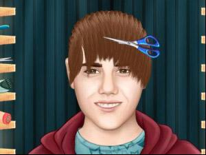 play Justin Bieber Real Haircuts