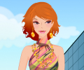 City Chic Girl Dress Up game