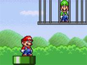 play Super Mario Save Luigi