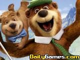 play Yogi Bear Spot The Difference