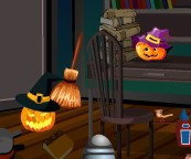 play Hidden Objects-Halloween