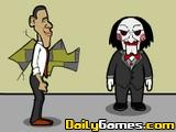play Obama Pigsaw Revenge