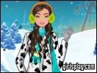play Sunny Winter Dress Up