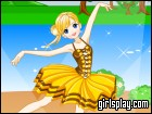 play Ballerina Dress Up