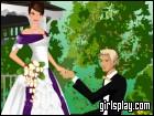 play My Romantic Victorian Wedding Dress Up