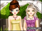 play Bride And Bridesmaid