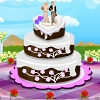 play Classic Wedding Cake Decoration