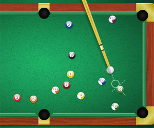 play Multiplayer Pool Profi
