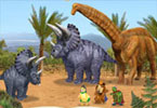 play Save A Baby Dinosaur