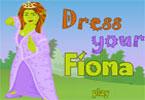 play Fiona Dress Up